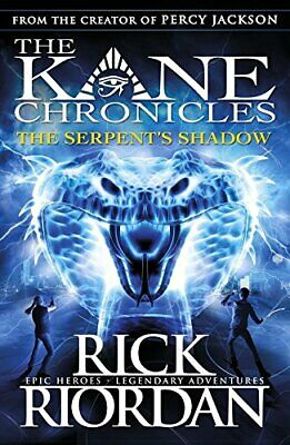 The Serpent's Shadow (The Kane Chronicles Book 3)-Rick Riordan