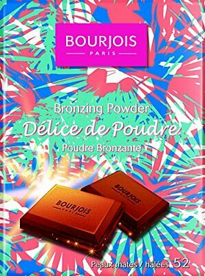 Bourjois Delice De Poudre Festival Bronzers and Highlighters | Tropical Festival