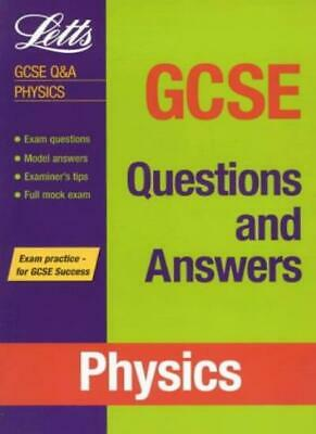 **OP**GCSE Q&A Physics (GCSE Questions and Answers Series)-Graham Booth, G.R. M