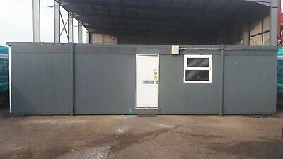 Portable Cabin Office, used but fully refurbished in the last two years!