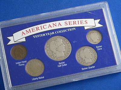 Americana Silver Yesteryear Collection 1903-1915 B5124