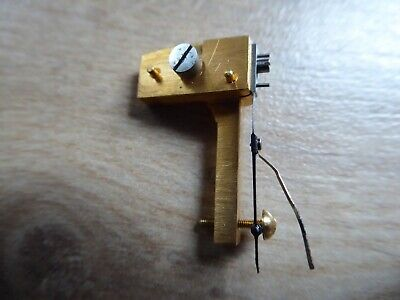 Unknown Part For A Clockmaker