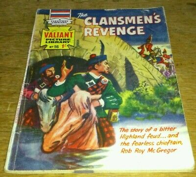Valiant Picture Library No 16, 1964