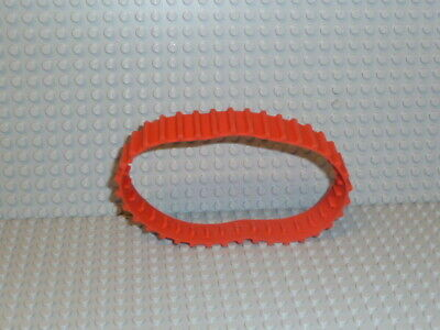 LEGO 1 x Gummikette Raupe Bagger rot x1681  36 Zähne 70504 70144 70501