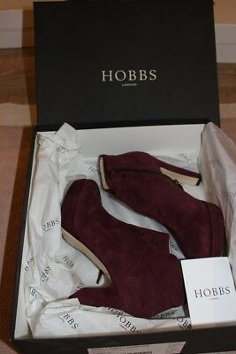 Ladies Hobbs Ankle Boots - Size UK 4 /EURO 36.5  Immaculate!