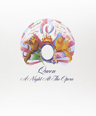 Queen-Night At The Opera (Ogv) Vinyl New