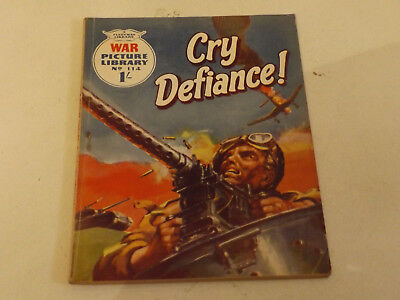 WAR PICTURE LIBRARY NO 114!,dated 1961 !,V GOOD for age,great 58 !YEAR OLD issue