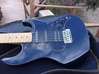 1991 Fender Prodigy Stratocaster, 'fat Strat' With Hss Pickup Configuration