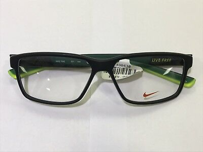 4a8681cf15 NIKE 7092 MATTE black anthracite clear 010 Eyeglasses -  93.78 ...