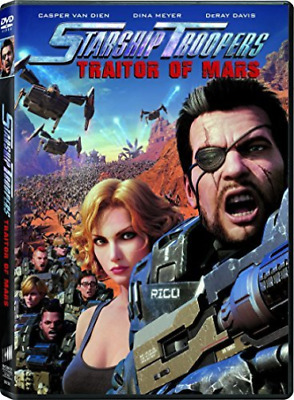 Starship Troopers: Traitors...-Starship Troopers: Traitors Of Mars / (Ac Dvd New