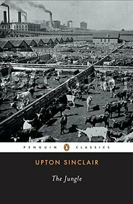 The Jungle (The Penguin American Library) New Paperback Book Upton Sinclair, Ron