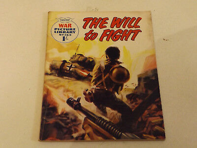 WAR PICTURE LIBRARY NO 168!,dated 1962 !,GOOD for age,great 57 !YEAR OLD issue.