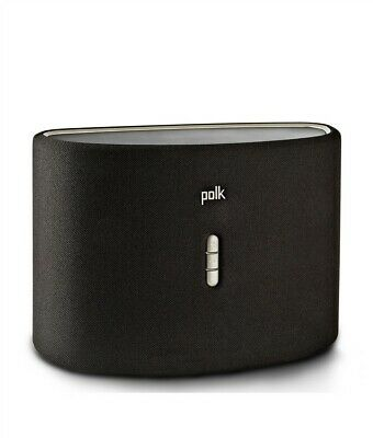 Polk Audio Omni S6 BLACK Network Audio Wireless Multi Room Speaker