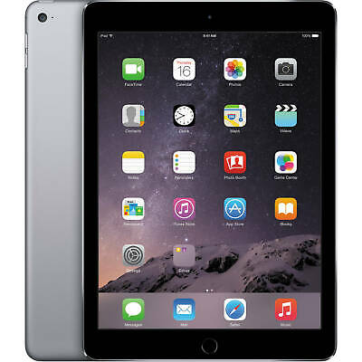 Apple iPad Air 2 16GB (9.7-Inch, 16GB, Wi-Fi Only, Space Gray)
