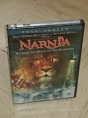 New! The Chronicles of Narnia: The Lion, The Witch, and the Wardrobe (DVD, 2006)