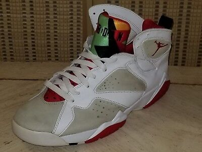 official photos ec6f4 584bd Nike Air Jordan Retro 7 Hare Size 9.5 FREE SHIPPING - LEFT SHOE ONLY!