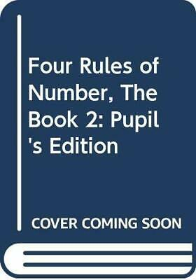 Four Rules of Number, The Book 2: Pupil's Edition: Bk... by Hesse, K A Paperback