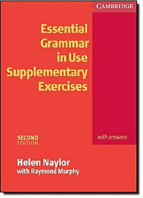 Essential Grammar in Use Supplementary Exercises... by Murphy, Raymond Paperback