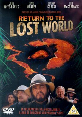 Return to the Lost World [DVD] - DVD  Z4VG The Cheap Fast Free Post