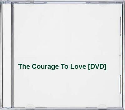 The Courage To Love [DVD] - DVD  R6VG The Cheap Fast Free Post