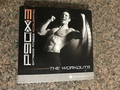 P90x3 Complete Dvd Disc Set FREE FAST SHIP Start Your Transformation Today!!!