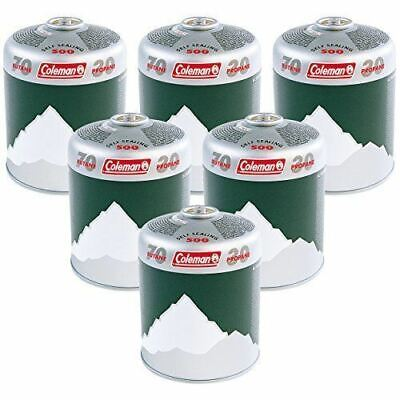 Coleman C500 Multipack Box of 6 Camping Hiking Cooking Lantern Value