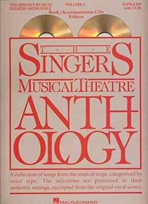 The Singer's Musical Theatre Anthology: Soprano Volume 1 (Singer's Musical Theat