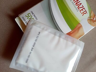 Sliminazer slimming patches 30 pieces 500mgs