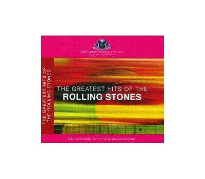 Rpo - Rolling Stones-Greatest Hits - Rpo CD 5XVG The Fast Free Shipping