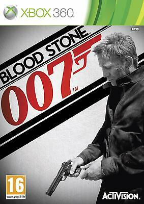 James Bond: Blood Stone for Xbox 360 by Activision, Agent 007, Daniel Craig, New