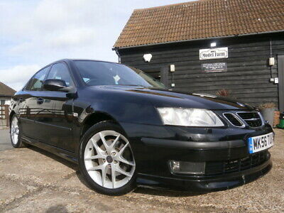0656 Saab 9.3 Aero 2.0 230 Bhp Hirsh Upgrade Automatic 112Ksh Cat N Write Off