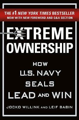 Extreme Ownership by Jocko Willink and Leif Babin (eBooks, 2017)