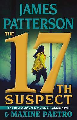 The 17th Suspect by James Patterson (eBooks, 2018)
