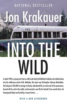 Into the Wild by Jon Krakauer (eBooks, 1997)