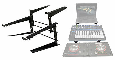 DJ MIXER LAPTOP Work Station Stand – Tablet MIDI Controller