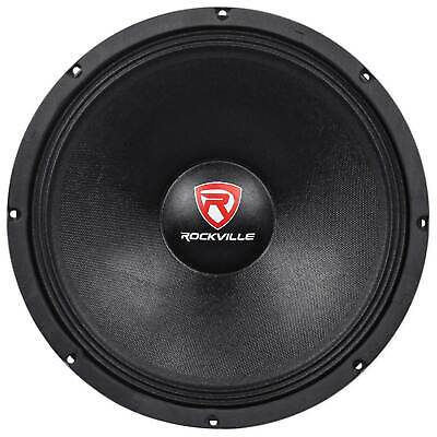 "Rockville 15"" Replacement Driver Woofer For Electro-Voice ZLX-15 Speaker"