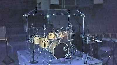 6 ft.  x 12 Ft.  Drum Shields  or Drum Shield