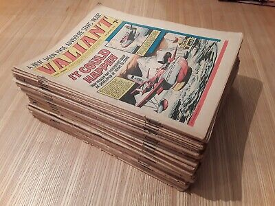 44 x 1967 Valiant Comics. Job lot.