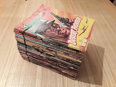 26 x Commando Comics. Issues between 500 - 999. Job lot.