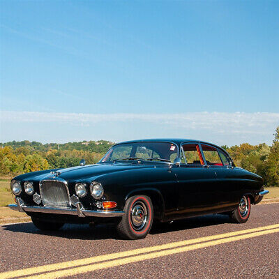 1964 Jaguar Mark X Mark X Saloon 1964 Jaguar Mark X Saloon Stunning Black over Red