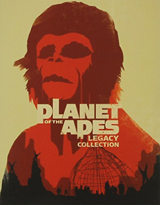 ROTH,TIM-PLANET OF THE APES FILM COLLECTION Blu-Ray NEW