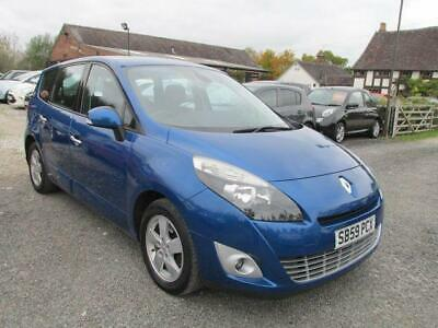 2009 59 Renault Grand Scenic 1.6 Dynamique Vvt 5Dr 7 Seven Seater