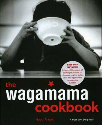 The Wagamama Cookbook by Hugo Arnold Paperback Book The Cheap Fast Free Post