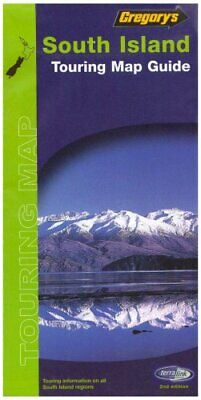 South Island 2005 (Gregory's New Zealand Touring M... by UBD Gregory's Sheet map