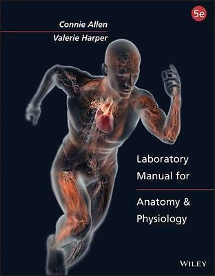 Laboratory Manual for Anatomy and Physiology by Connie Allen (eb00k: pdf)