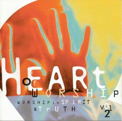 Heart of Worship Vol.2 -  CD 9KVG The Cheap Fast Free Post The Cheap Fast Free