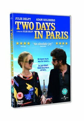 2 Days In Paris [DVD] (2007) - DVD  0IVG The Cheap Fast Free Post