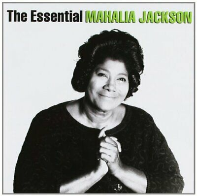 Jackson, Mahalia - The Essential - Jackson, Mahalia CD LAVG The Cheap Fast Free