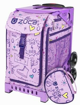 Zuca SK8 Limited Edition Princess Insert Bag and Frame 609b1c2e5e816