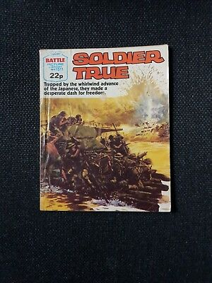 Battle  Picture  Library    No  1511   Soldier  True